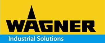 WAGNER Industrial solutions logo, WAGNER priemysel