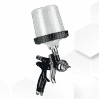 Nízkotlaková ručná Airspray pištol TOPFINISH GM-1010-G-CAT-X