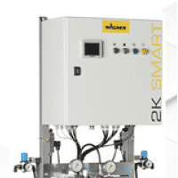 Dávkovací a zmiešavací systém WAGNER 2K Smart